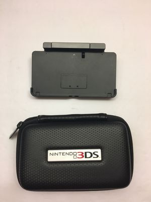 Nintendo 3ds Accessories. Carrying Case. Charging Stand for Sale in Elgin, IL