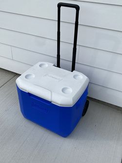Coleman 50qt Wheeled Cooler for Sale in Tacoma,  WA