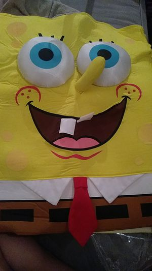 Halloween Spongebob costume for Sale in Henderson, NV