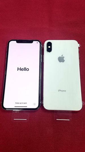 Brand New Factory Unlocked iPhone X 256Gb (yes it's under Apple's warranty) for Sale in Arlington, TX