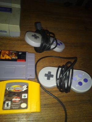 Super Nintendo for Sale in Wichita, KS