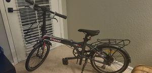 Origami Crane 8 folding bike for Sale in Denver, CO