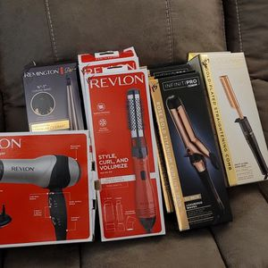 Curling Irons, Blow Dryers, And Straightening Combs for Sale in Rancho Cucamonga, CA