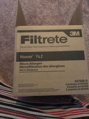 Hoover vacuum bags for Sale in Portland, OR