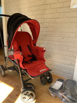 Joovy sit and stand double stroller for Sale in Silver Spring, MD