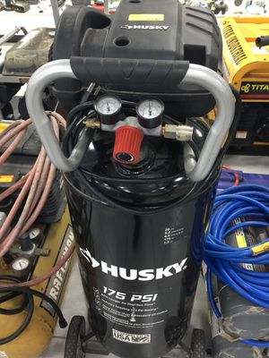 Husky 20gal air compressor for Sale in Okeechobee, FL