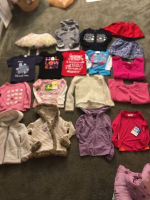 Toddler girl 4t clothes for Sale in Edgewood, KY