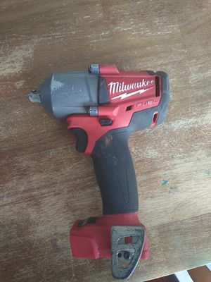 Milwaukee Fuel 1/2impact for Sale in Fresno, CA