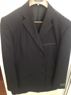 Gorgeous navy blue with light blue stripes for Sale in Houston, TX