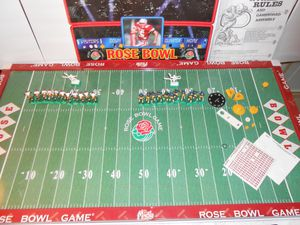 Rose Bowl Electric Football Game for Sale in Port Arthur, TX