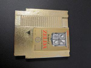 Legend of Zelda NES for Sale in Peoria, AZ