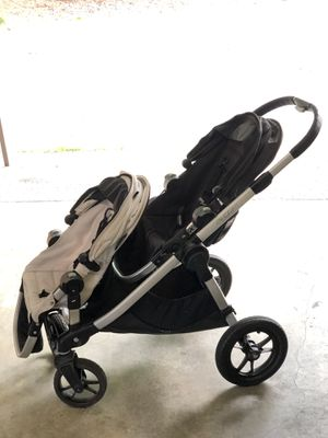 City Select Double Stroller for Sale in Monroe, WA