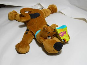 Scooby Do plush laying ON STOMACHS I for Sale in Oklahoma City, OK