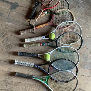Tennis rackets for Sale in Sloughhouse, CA