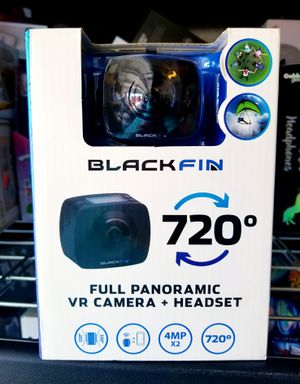 VR Action Camera and Headset for Sale in El Paso, TX