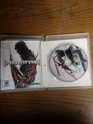 Ps3 ProtoType game for Sale in Tacoma, WA