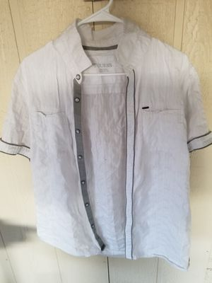 Guess Jeans dress shirt for Sale in Glendale, AZ