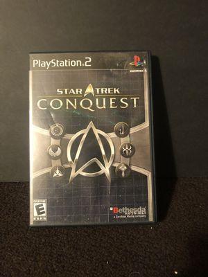Star Trek - Conquest PS2 for Sale in Tucson, AZ