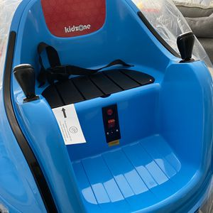Kidzone Bumper Car For Kids for Sale in Miramar, FL