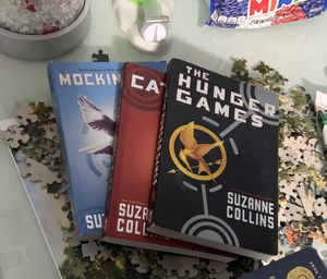 The Hunger Games Trilogy for Sale in Denton, TX