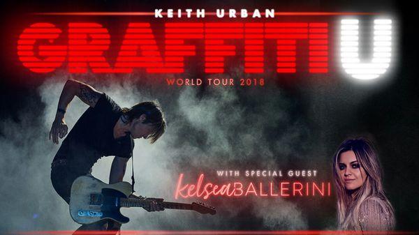 Keith Urban and Kelsea Ballerini tickets