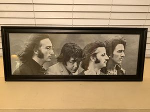 The Beatles picture frame for Sale in Bloomington, CA
