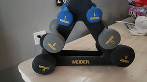 Small weight set for Sale in Brighton, CO