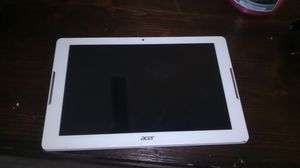 Acer tablet for Sale in Las Vegas, NV