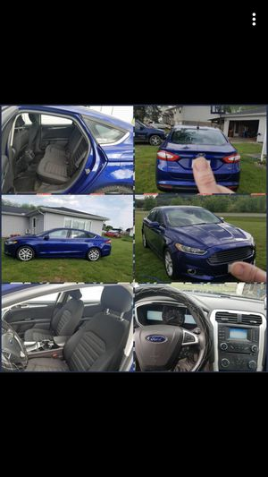 2016 Ford Fusion for Sale in West Lafayette, OH