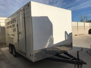 2014 Apache Toy Hauler 8.5 x 16' Car hauler for Sale in Los Angeles, CA