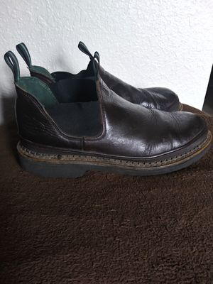 Georgia Giant oil resistant . mens boots . size 12 w for Sale in Tacoma, WA