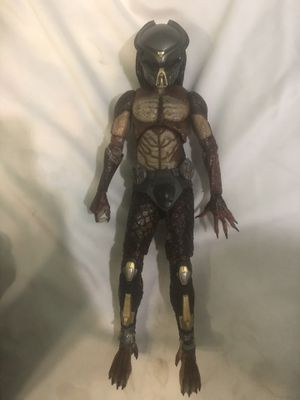 Action figure from the movie predator for Sale in Rosenberg, TX