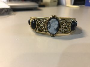 Cameo Victorian Bangle Bracelet for Sale in Parkville, MD