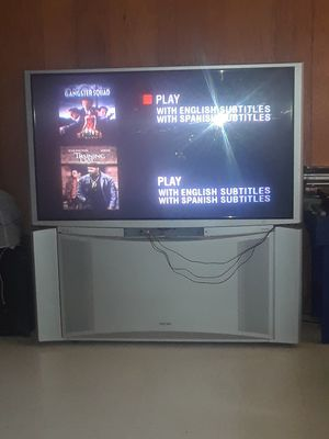 Big tv for Sale in San Angelo, TX