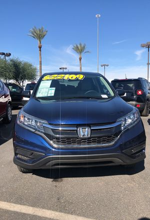 2016 Honda CR-V se crossover for Sale in Tolleson, AZ