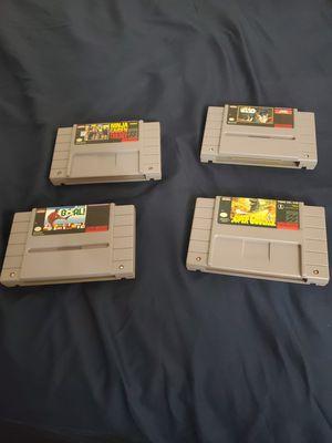 Super Nintendo Games *READ DESCRIPTION* for Sale in Miami, FL