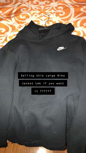 Nike Hoodie Large for Sale in Dublin, GA
