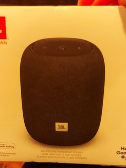 JBL Link Music Speaker With Amazon Alexa for Sale in Las Vegas,  NV