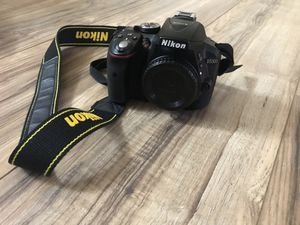 Nikon D5300 for Sale in Royersford, PA