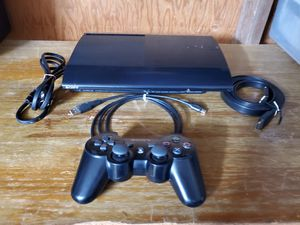 Playstation 3 Super Slim System for Sale in Phoenix, AZ