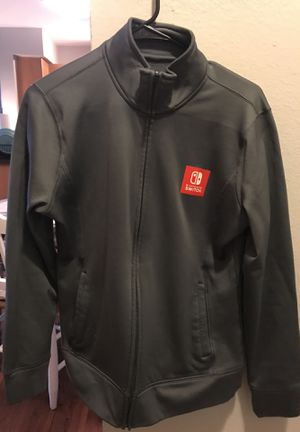 Nintendo Switch Fleece Lined Jacket for Sale in Sandy Springs, GA