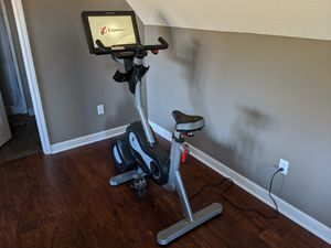 Expresso S3U interactive upright exercise bike for Sale in Bono, AR