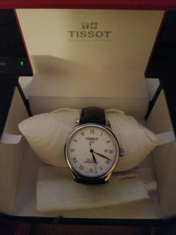 Tisot Lelocle..automatic.like New... for Sale in Salinas,  CA
