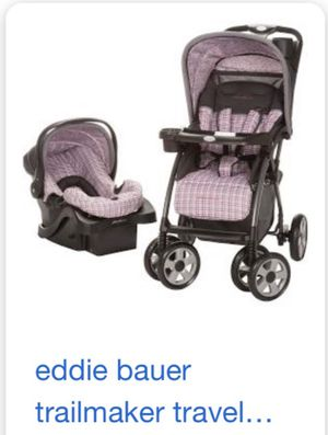 Stroller and carseat both in one for Sale in Moreno Valley, CA