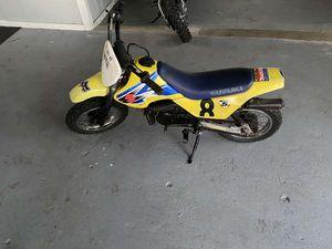 Jr50cc suzuki kids dirt bike for Sale in Port Charlotte, FL