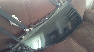 2002 audi A4 Quattro passenger side window and driver side head lamp for Sale in Macomb, MI