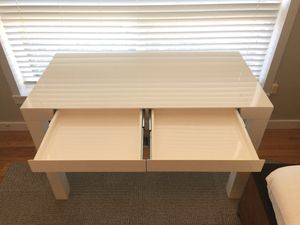 West Elm Parsons Office Furniture: Desk & Storage Tower for Sale in Kirkland, WA