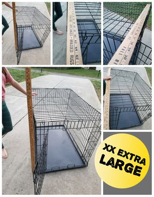 Large dog crate for Sale in Hillsborough, NC