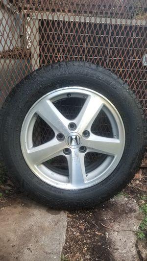 2007 honda accord wheels for Sale in Atlanta, GA