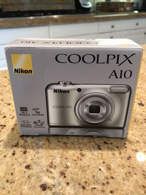 Nikon Coolpix A10 brand new digital camera for Sale in San Clemente, CA